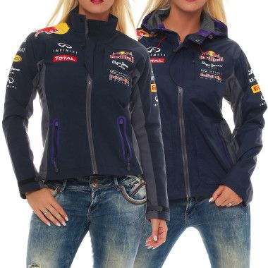 3 e1469956113449 Pepe Jeans Damen Jacke Red Bull Racing Formel 1 für nur 30€ (statt 48€)