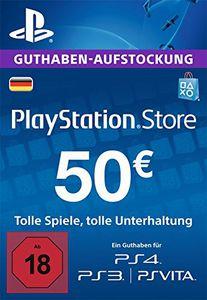 51 5VUleYVL 207x300 50€ Playstation Network Guthaben für 45,69€