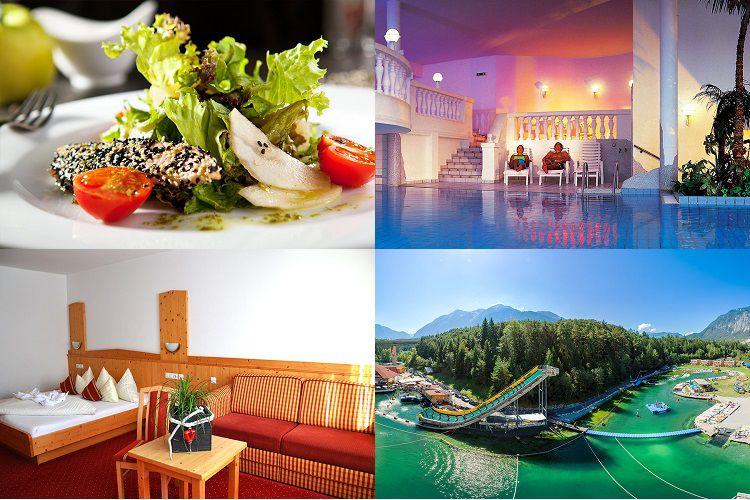51 2 Tage im 4* Hotel im Pitztal + Tageseintritt für Wasserpark Area47 ab 66,45€ p.P.