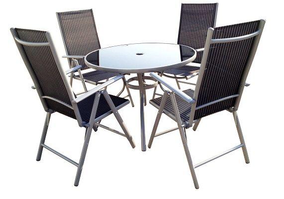 Premio living Tischgruppe CORK für 159,95€ (statt 209,95€)