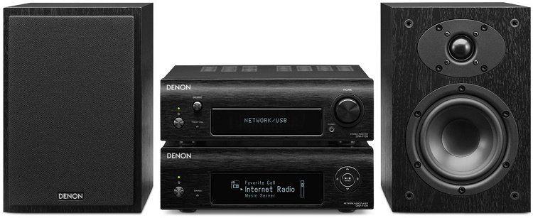 61OIFCLoY7L. SL1170  DENON D F 109N Stereo Kompaktanlage für nur 349,00€ (statt 448,00€)