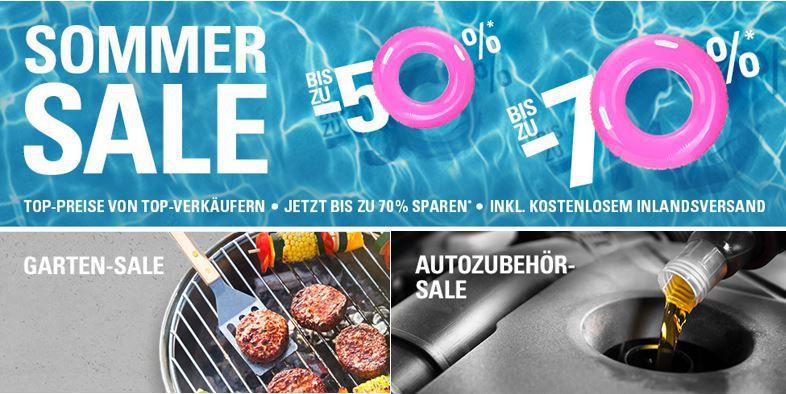 70 Prozent Sommer Sale SOMMER SALE bei eBay! Jetzt bis zu  70% auf Handys, Tablets, Grills, Kleidung ...uvm. TOP!