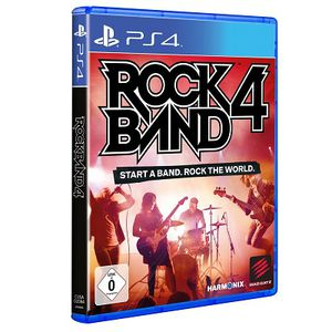 Rock Band 4 [PlayStation 4] für 22,97€ (statt 29,99€)