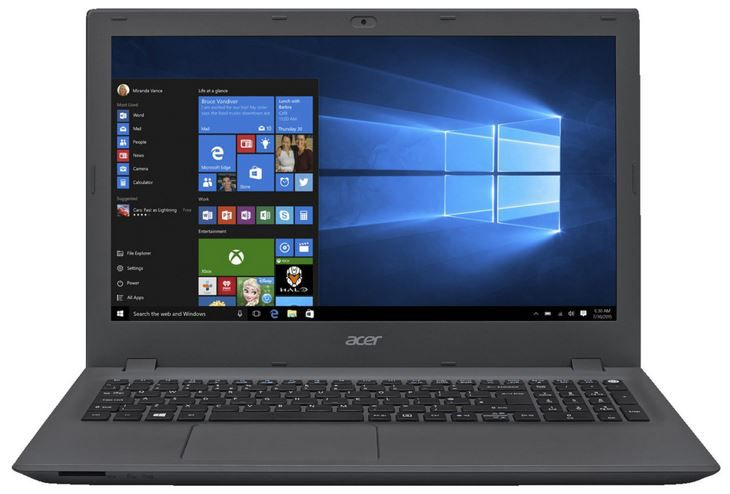 ACER Aspire E 15 Acer Aspire E5 522G 89L2   15,6 Windows10 Notebook mit 8GB RAM und 1TB HDD ab 391€