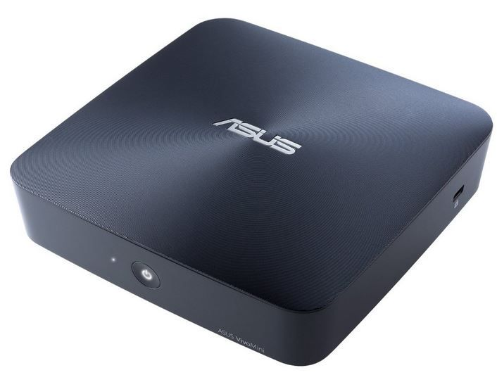 ASUS VIVO Mini UN45   mini PC ohne Speicher und OS für 79,99€ (statt 117€)