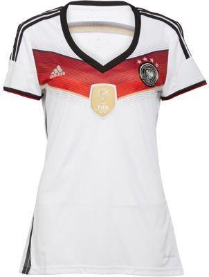 Adidas Damen DFB Home Shirt für nur 23,26 inkl. Versand