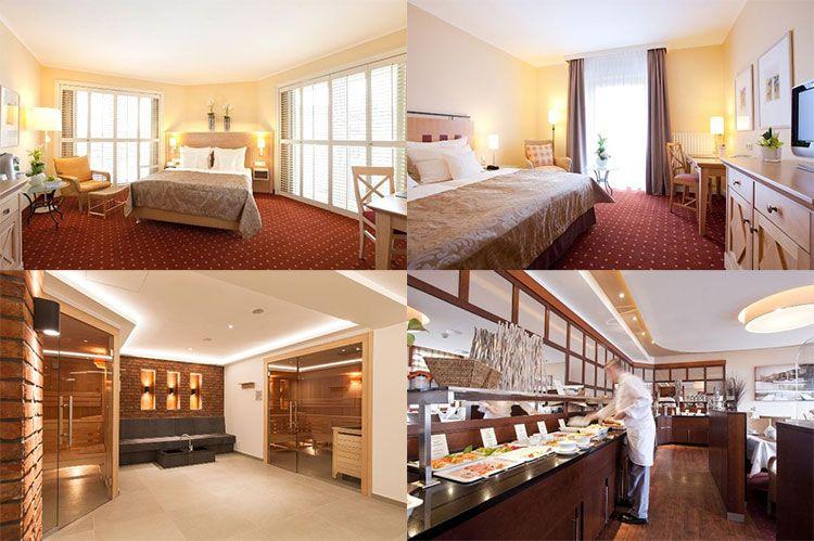 Alsterkrug Hotel zimmer 4 Tage Hamburg im 4* Hotel inkl. Frühstück, Wellness & Spa für 2 Personen nur 279€