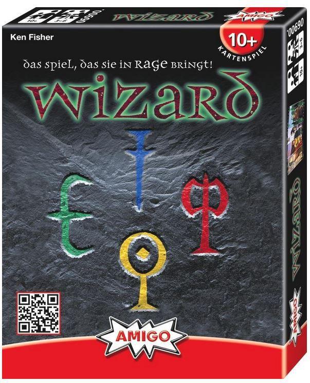 Amigo 6900   Wizard das Kartenspiel ab nur 5€