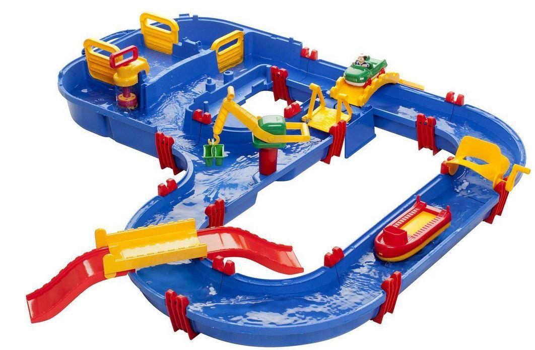 AquaPlay 628 mit Megabrücke und Schleusen für nur 34,99€