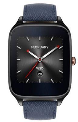 Asus Zenwatch 2 Asus Zenwatch 2 Smartwatch mit Lederarmband für 142,99€ (statt 169€)