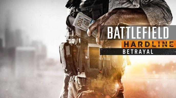 Battlefield Betrayal Banner Battlefield Hardline Betrayal gratis (statt 14,99€)