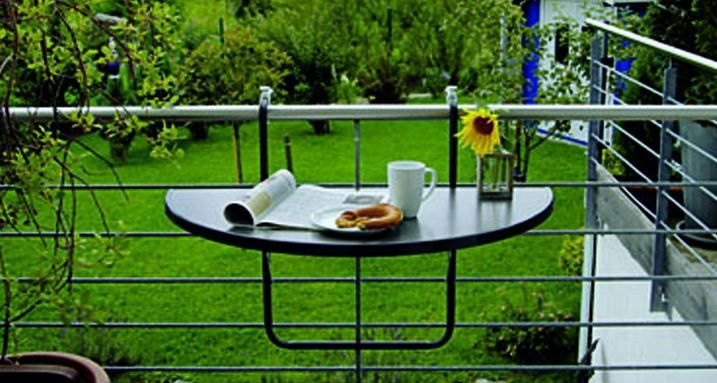BEST Butler   Balkon Hängetisch statt 51€ ab 19,15€