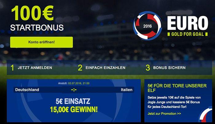 Bildschirmfoto 2016 07 01 um 11.35.18 mybet mit bis zu 100€ Startbonus + weitere 5€ für jedes Deutschland Tor