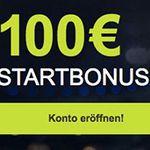 mybet mit bis zu 100€ Startbonus + weitere 5€ für jedes Deutschland Tor