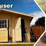 10% Rabatt auf alle Garten- und Gewächshäuser bei GartenXXL
