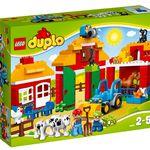Lego Duplo Großer Bauernhof ab 29,98€ (statt 45€)