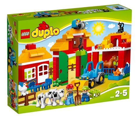 Lego Duplo Großer Bauernhof für 37,99€ (statt 46€)
