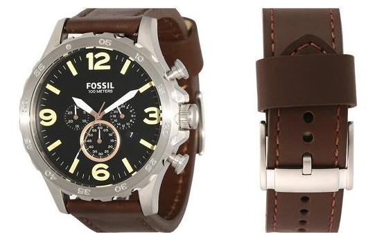 Fossil Uhren Sale mit bis  60%   viele Modelle nur 60€
