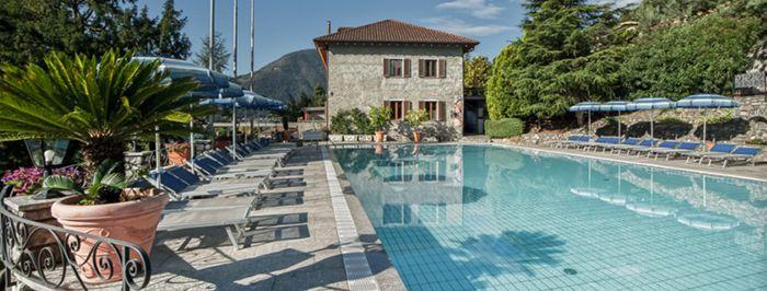 ÜN in Italien im 4,5* Gold Award Hotel am Luganersee inkl. Frühstück & Wellness ab 70€ p.P.