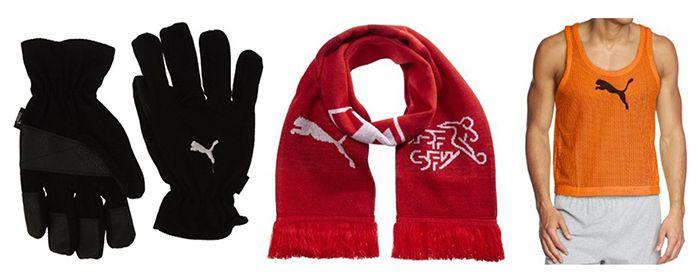 Puma Sale bei Amazon als Plus Produkte   z.B. Spieler Handschuhe ab 1,83€ (statt 6€)