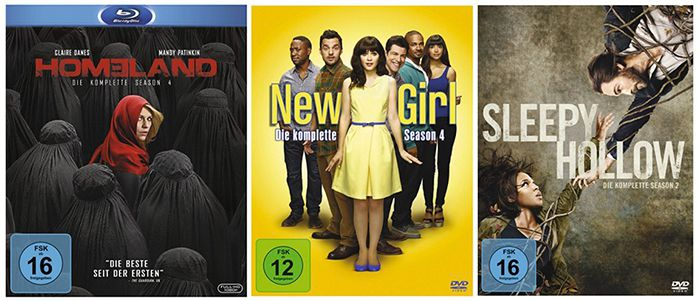 TV Serien Hits bis 40% Rabatt im Prime Day Countdown