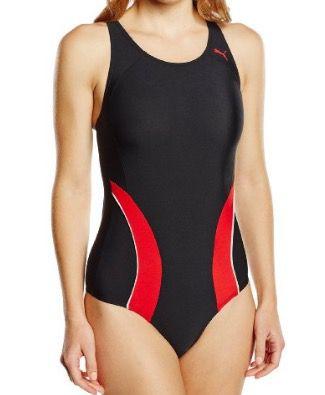 Puma Active Hydrocat Suit W Damen Badeanzug ab 6,58€ (statt 28€)