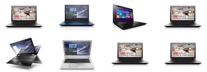 50€ Rabatt auf Lenovo Notebooks & PCs   z.B. Lenovo IdeaPad 110 15 für 389€ (statt 454€)