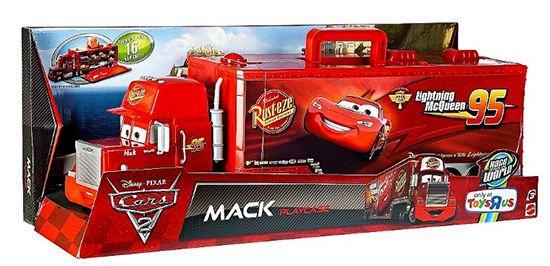 Bildschirmfoto 2016 07 06 um 13.20.50 Disney Cars 2 Mack Truck Sammelkoffer für 32,95€ (statt 55€)