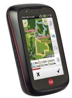 Falk Tiger Geo Fahrrad Navigationsgerät für 129€ (statt 154€)