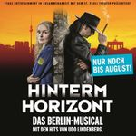 Hinterm Horizont Musical Tickets ab 49€ (statt mind. 69€)