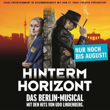 Hinterm Horizont Musical Tickets ab 49€ (statt mind. 69€)