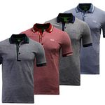 "Hugo Boss Poloshirt ""Paule 4″ Slim Fit Green Label ab 33,99€ (statt 45€)"