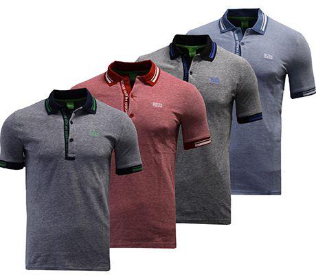 Hugo Boss Poloshirt Paule 4 Slim Fit Green Label ab 33,99€ (statt 45€)