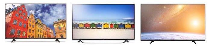 Bis zu  60% auf LG Fernseher   Primeday, z.B. LG 55 Zoll für 649€