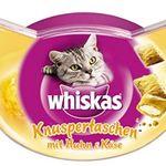 Bis zu -41% auf Whiskas Katzenfutter bei Amazon