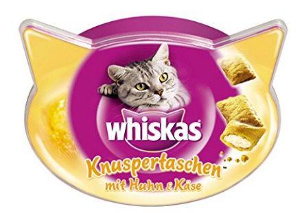 Bis zu  41% auf Whiskas Katzenfutter bei Amazon