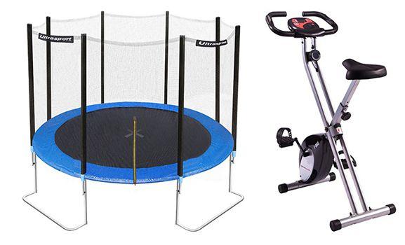 Ultrasport Fitness Geräte & Trampoline beim Amazon Prime Day