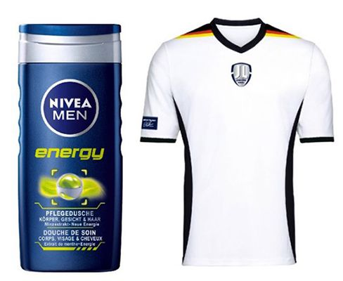Preisfehler beim Prime Day! 8er Pack Nivea Duschgel + Jogi Shirt für 5,19€ (statt 30€)