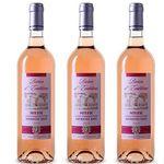 12 Flaschen Baron d'Emblème Grenache Rosé für 45€