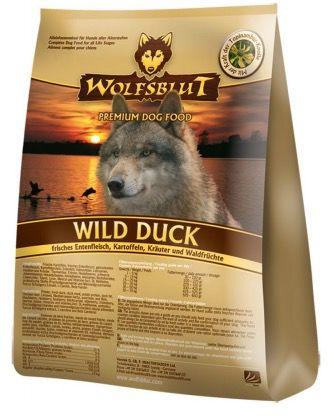 Preisfehler? 15kg Wolfsblut Wild Duck Hundefutter für 24,47€ (statt 52€)