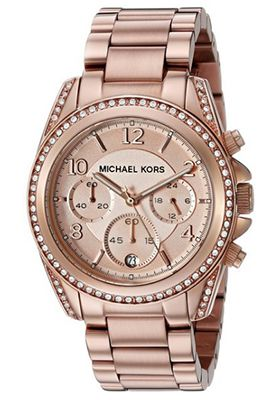 Bildschirmfoto 2016 07 13 um 14.43.04 Michael Kors MK5263 Damen Armbanduhr für 110€ (statt 121€)