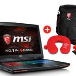 MSI GT72S-6QEG81FD Gaming Notebook + Dragon Fever Bundle für 1.379€ (statt 1.694€)