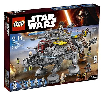 Lego Star Wars Captain Rexs AT TE für 75,75€ (statt 92€)