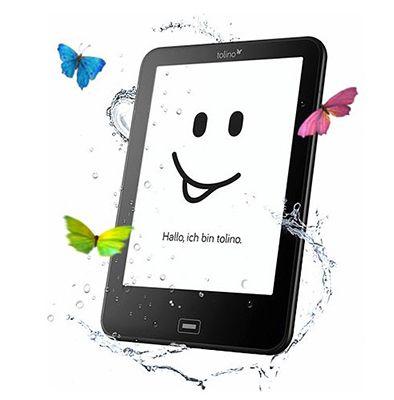 tolino vision 3 HD   6 Zoll eBook Reader für 119€ (statt 136€)