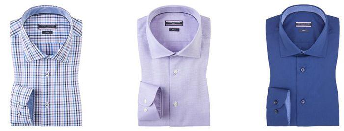 Tommy Hilfiger Business Hemden ab 40€ (statt 48€) + 10€ Gutschein ab 80€