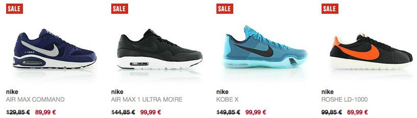 Bildschirmfoto 2016 07 17 um 17.36.56 Nike Sale bei Kickz + VSKfrei (z.B. Nike AIR MAX 90 ULTRA für 84€)