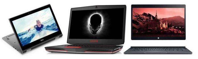 10% Rabatt auf alle Inspiron , XPS  oder Alienware Geräte bei Dell   TIPP