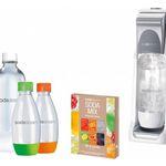 Sodastream Cool Trinkwassersprudler Megapack für 44,99€ (statt 59€)