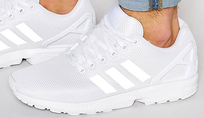 Bildschirmfoto 2016 08 09 um 10.31.55 Schnell! adidas Originals Zx Flux Herren Sneakers für 39€ (statt 61€)