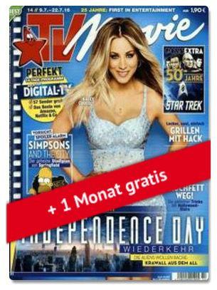 TV Movie Jahresabo + 55€ Verrechnungsscheck für 59,80€